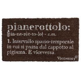 Victionary Zerbino Pianerottolo 70x40 cm
