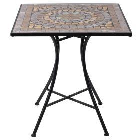 Cipro Tavolo quadrato 83x83 cm