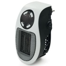 Pluggy Mini Termoventilatore 500W