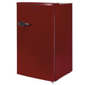 Frigorifero vintage con freezer monoporta 90 lt