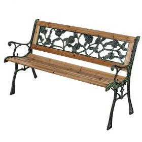 Panchina in legno l.123