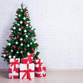 Sestriere Albero di Natale 500 rami h.180 cm