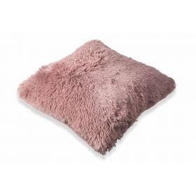 Glam Cuscino arredo rosa 60x60