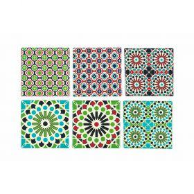 Agadir Sottobicchiere quadrato