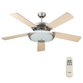 Windy Ventilatore a soffitto con telecomando 60W