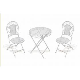 Set tavolo e 2 sedie
