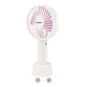 Mini ventilatore wireless con base 4,5W