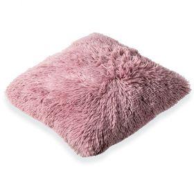 Glam Cuscino arredo rosa 50x50